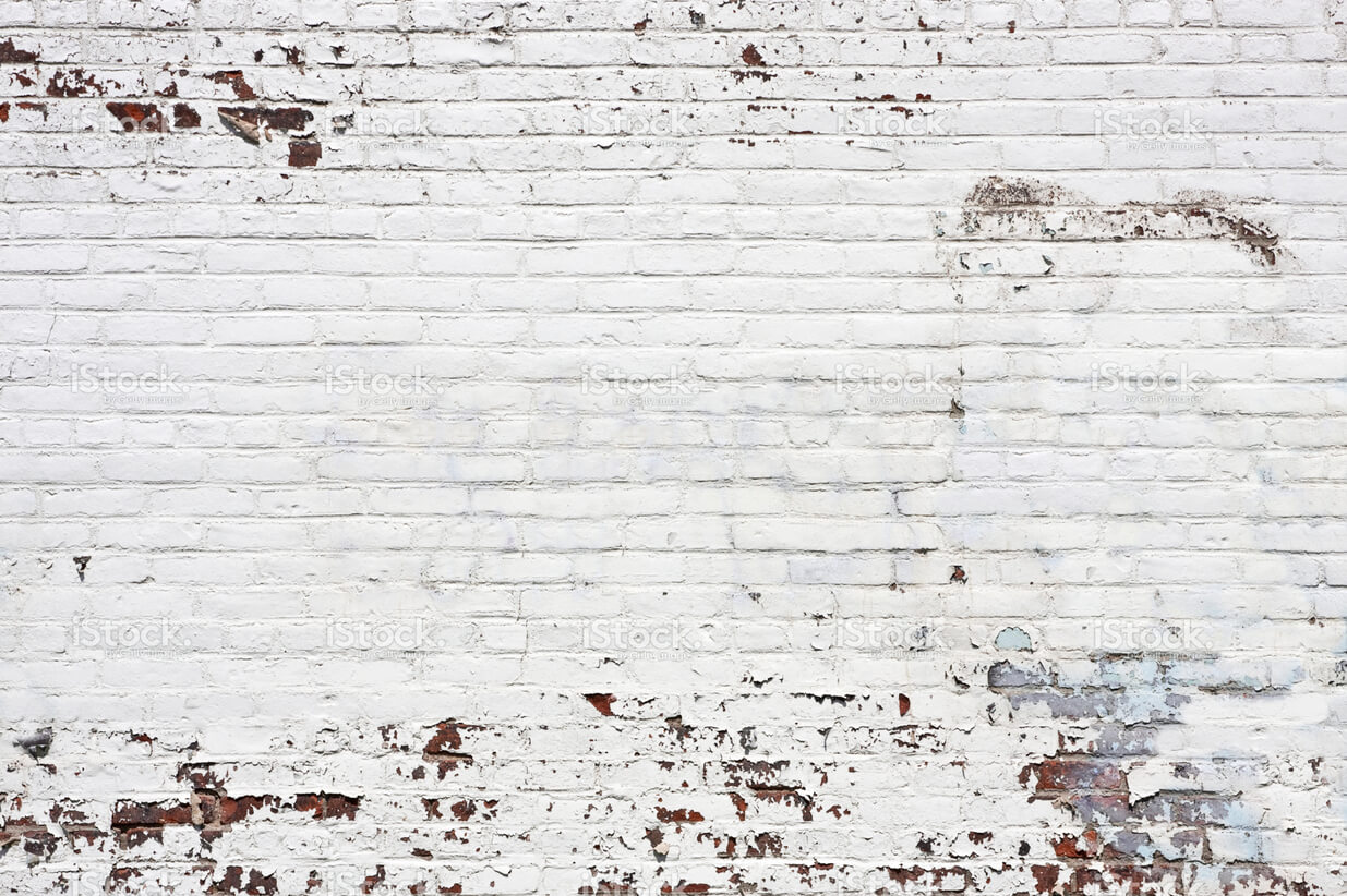 stock photo 48185236 old white brick wall background 1